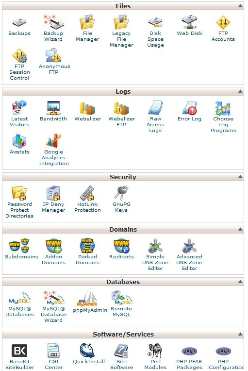 Free cPanel with paid hosting account from Pine Tree Host
