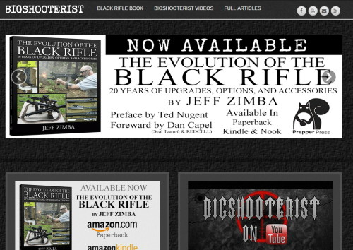 Pine Tree Host is proud to develop and host the new website for BigShooterist.com